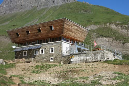 Corno-Gries-Hütte