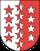 Wappen Kanton Wallis