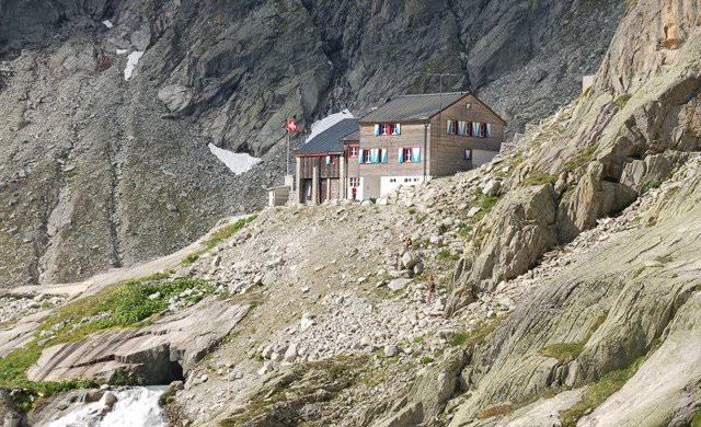 Bächlitalhütte