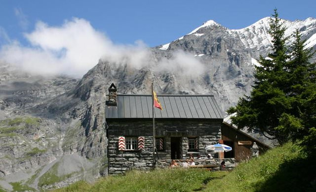 Balmhornhütte