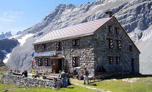 Claridenhütte