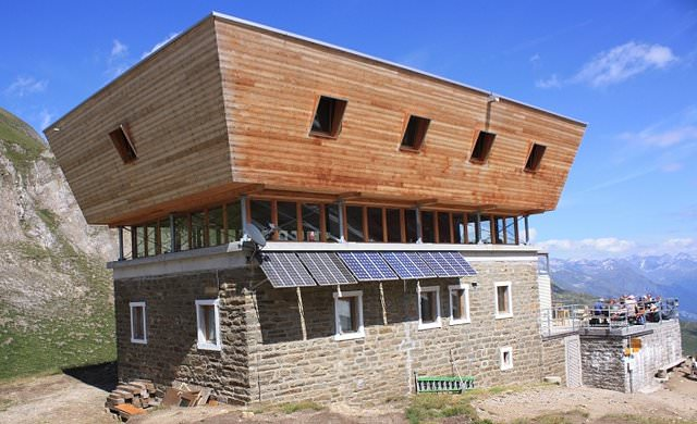 Corno-Gries- Hütte