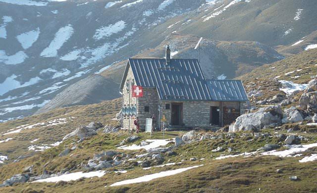 Cufercalhütte