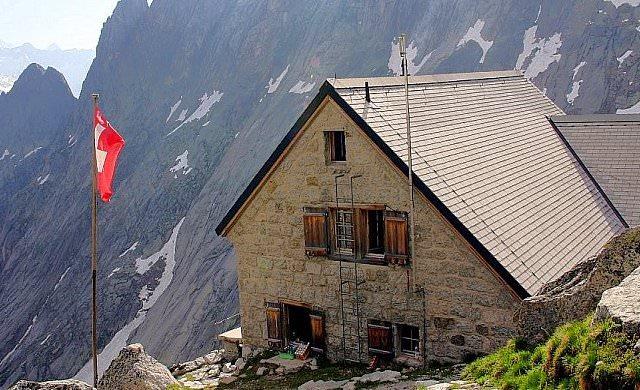 Gelmerhütte