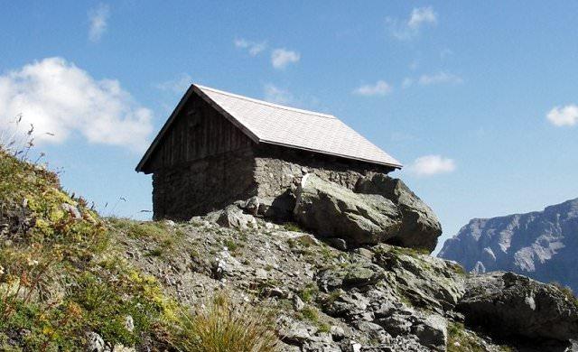 Grünhornhütte