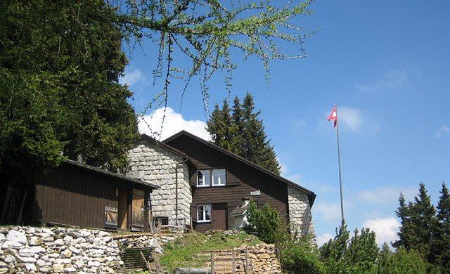 Hundsteinhütte