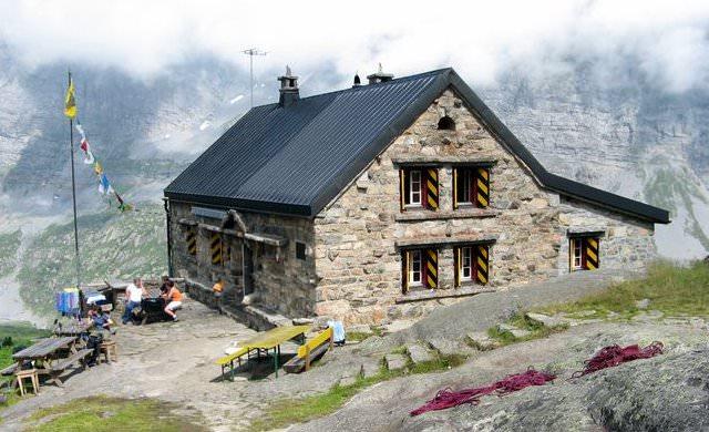 Kröntenhütte
