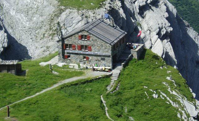 Martinsmadhütte