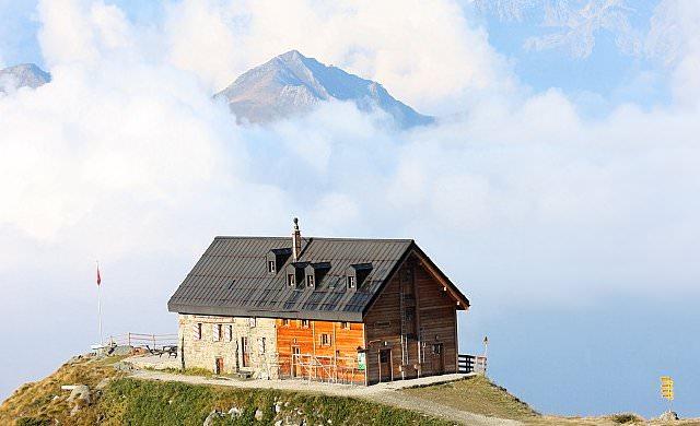 Mont-Fort-Hütte