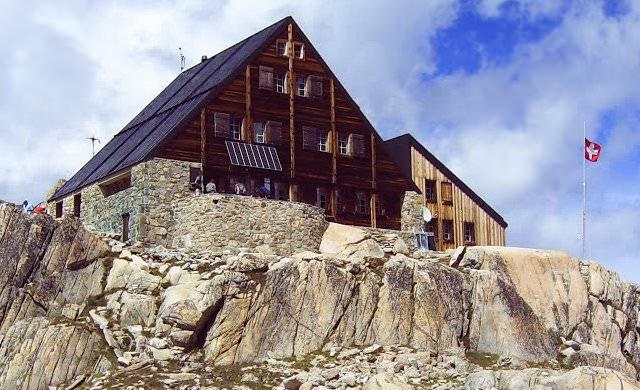 Ornyhütte
