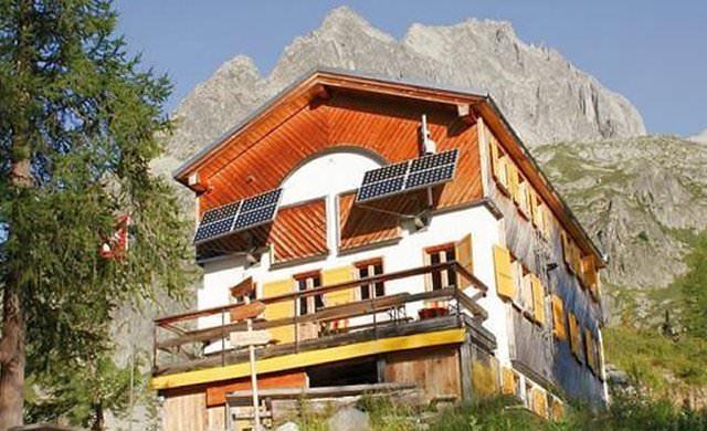 Pianseccohütte