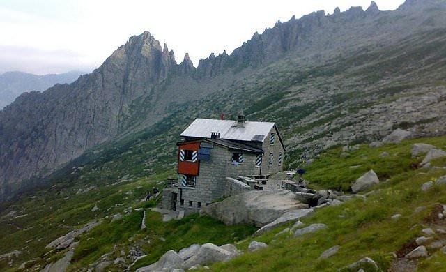 Sciorahütte