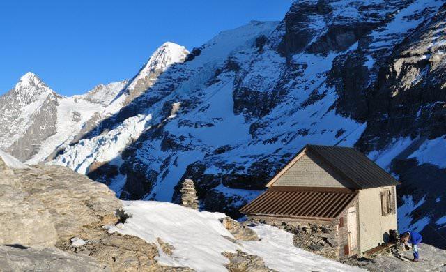 Silberhornhütte