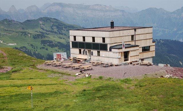 Spitzmeilenhütte