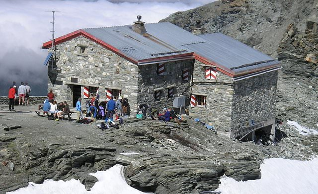 Tracuithütte