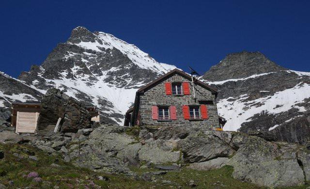 Valsoreyhütte