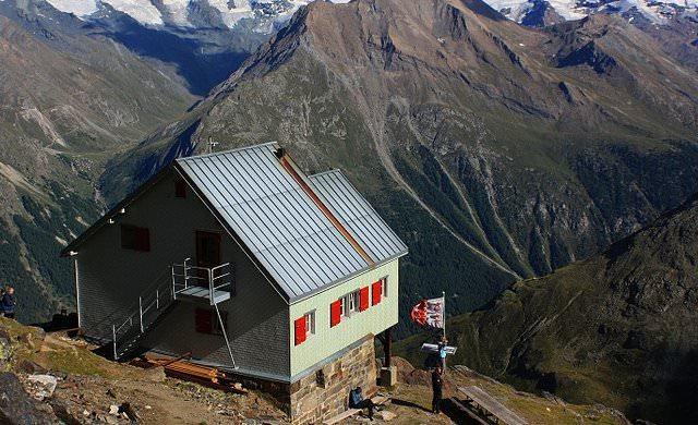 Weisshornhütte